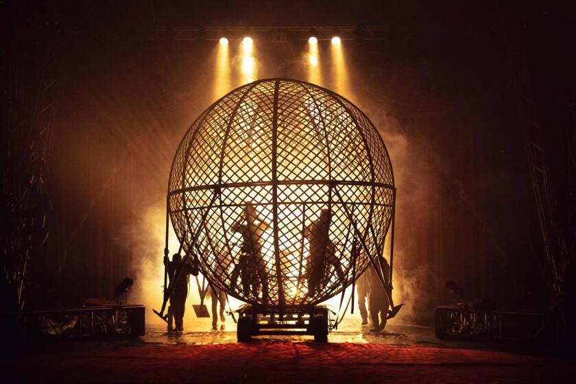 Circus Vargas presents Steam Cirque. (Mike Rollerson/Courtesy Circus Vargas)