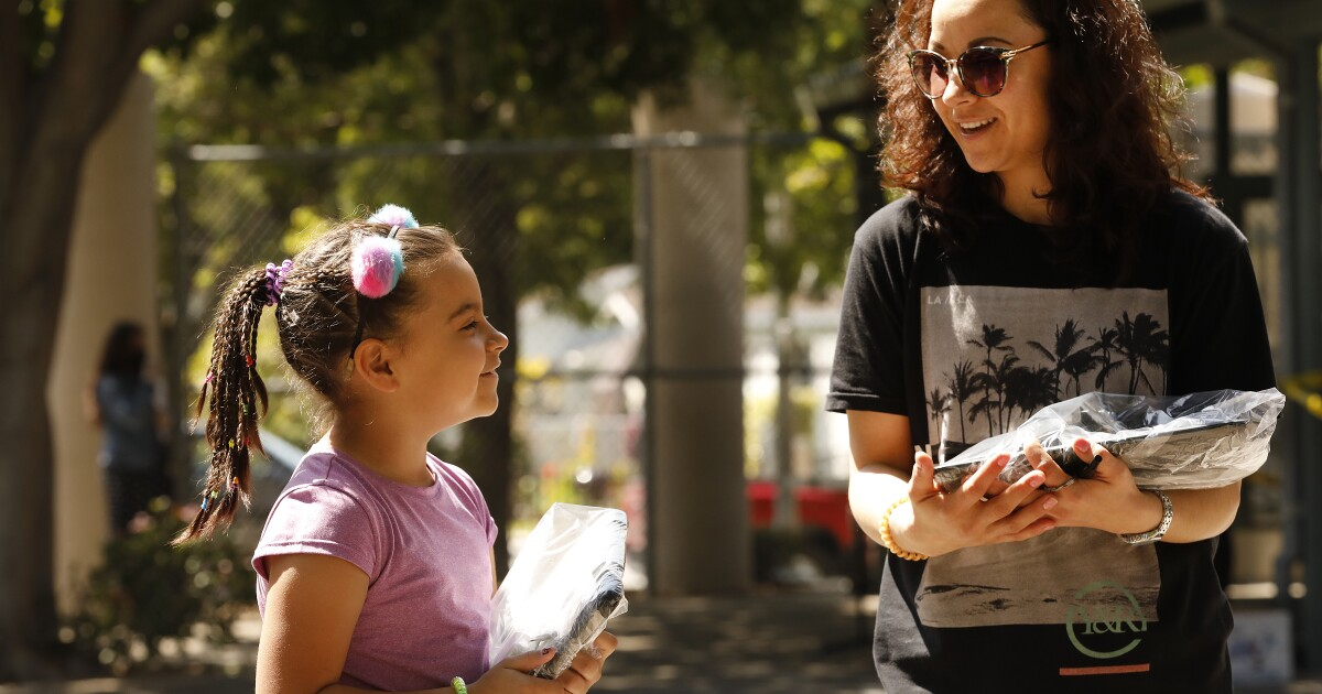 Tingkat stres yang tinggi untuk orang tua. Mereka khawatir anak-anak akan tertinggal di sekolah, survei menemukan