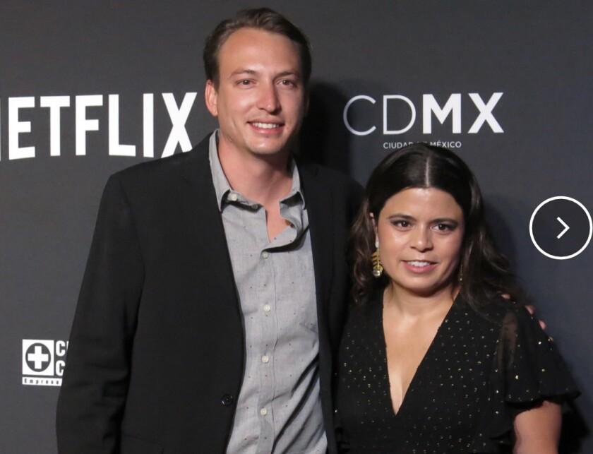 Gabriela Rodriguez, productora de 'Roma'