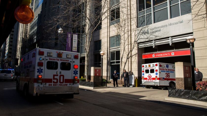 For the seventh year in a row, Northwestern Memorial Hospital has been named the best in the state by U.S. News & World Report.