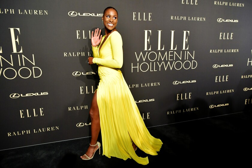 Issa Rae in 2014