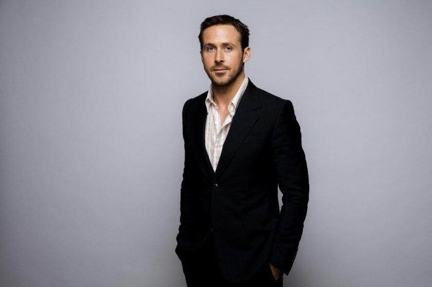 Ryan Gosling at the Toronto International Film Festival in September.