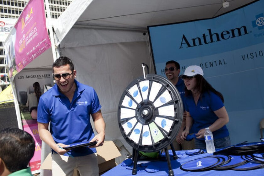 It's Anthem Blue Cross' turn to turn on Obamacare