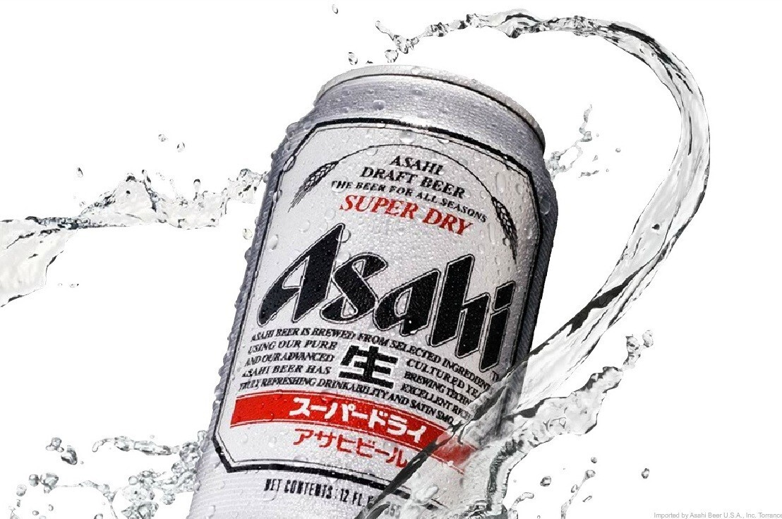 Japanese brand Asahi Super Dry is now available in more than 50 countries and sold 12.3 million barrels last year, up 2.5% from 12 million barrels in 2010. Owner Asahi Group Holdings saw its beer shipments fall overall last year, but the company still holds a 38% share of the Japanese beer market, beating out Kirin Holdings Co.