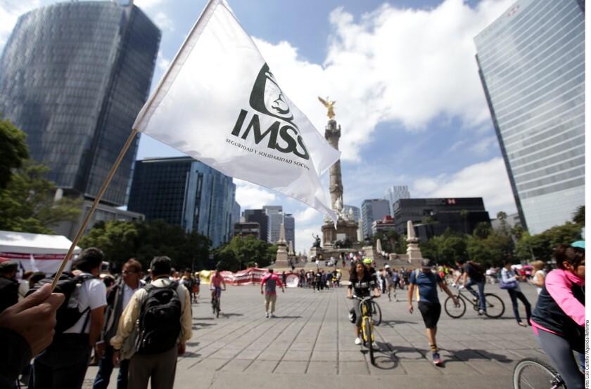 Foto de la capital mexicana.