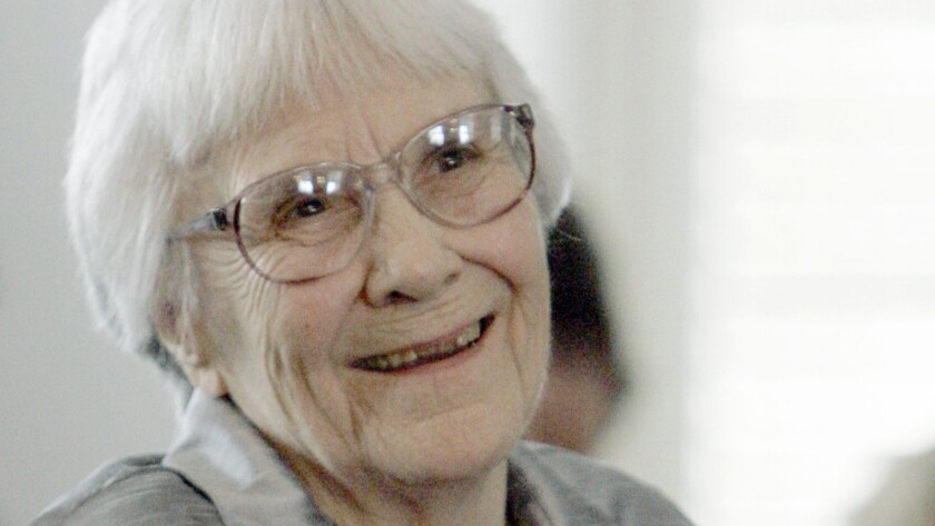 """Harper Lee and her publisher will release her second book, """"Go Set the Watchmen,"""" this summer."""