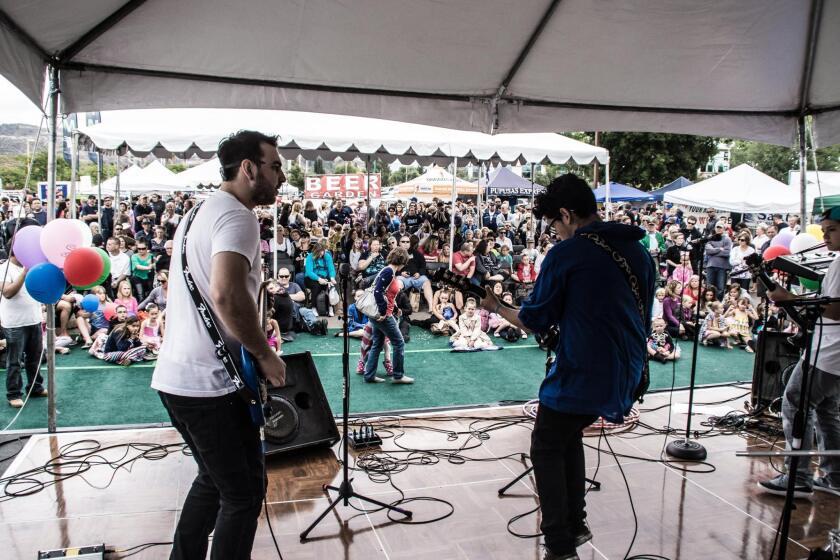 Santee Street Fair and Craft Beer Festival