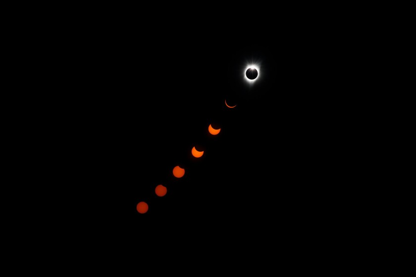 2955138_SCI_ECLIPSE_MWYIn-camera multiple exposure of the solar eclipse as seen in Salem, Ore.