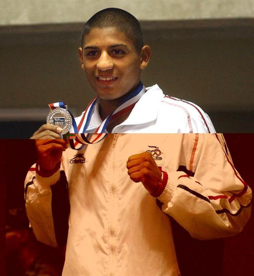 El boxeador mexicano Abner Mares. EFE/Archivo