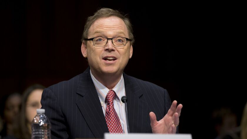 The ever-cheery Kevin Hassett, chairman of the White House Council of Economic Advisers, had to admit in the CEA's latest report that Trump's quest for growth of more than 3% is a pipe dream.