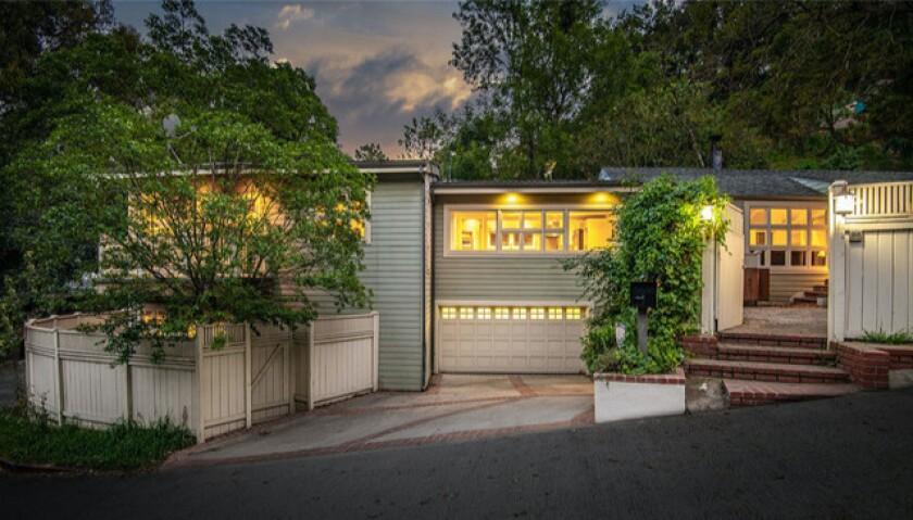 Duncan Jones' Hollywood Hills home