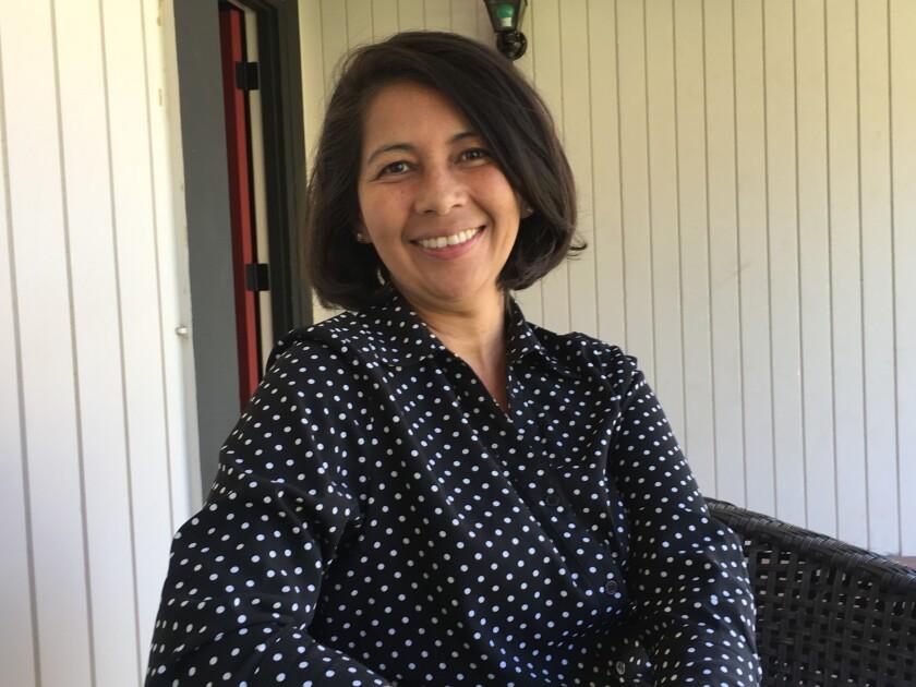 Irella Pérez, educadora de profesión, desde que se estableció en Whittier ha desarrollado un amplio servicio a la comunidad en diferentes organizaciones no lucrativas locales.