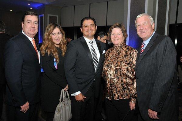Joel Anderson (California State Senator, 38th district), Yolanda Apalategui, Ben Hueso (California State Senator, 40th district), Cheryl Cox (former Chula Vista mayor) and Greg Cox (County Supervisor,