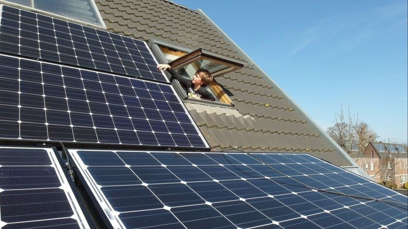 AEE Institute Residential Solar Energy System
