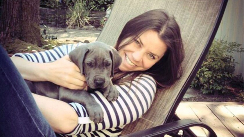 This undated photo provided by the Maynard family shows Brittany Maynard. The 29-year-old with brain cancer had made an emotional appeal about aid-in-dying to California lawmakers.