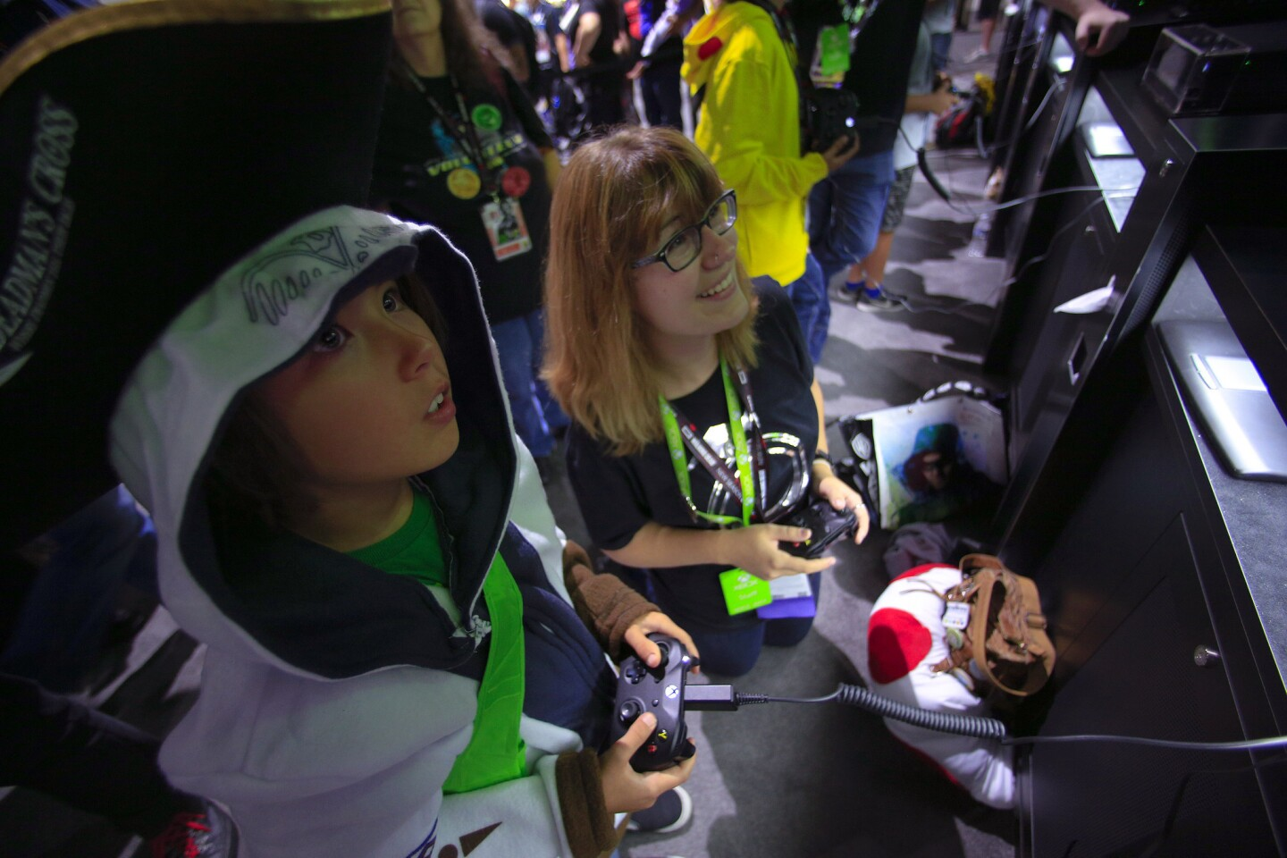 Video Game Face of Comic-Con 2017