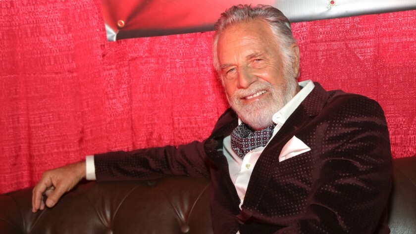 'The Most Interesting Man in the World' beer pitch man has counter sued his agent.