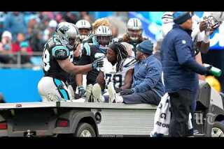 There is no increased ACL epidemic in NFL