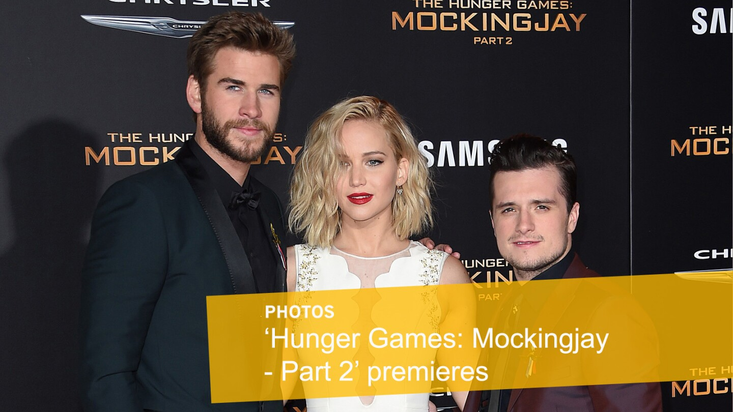 'Hunger Games' in Los Angeles