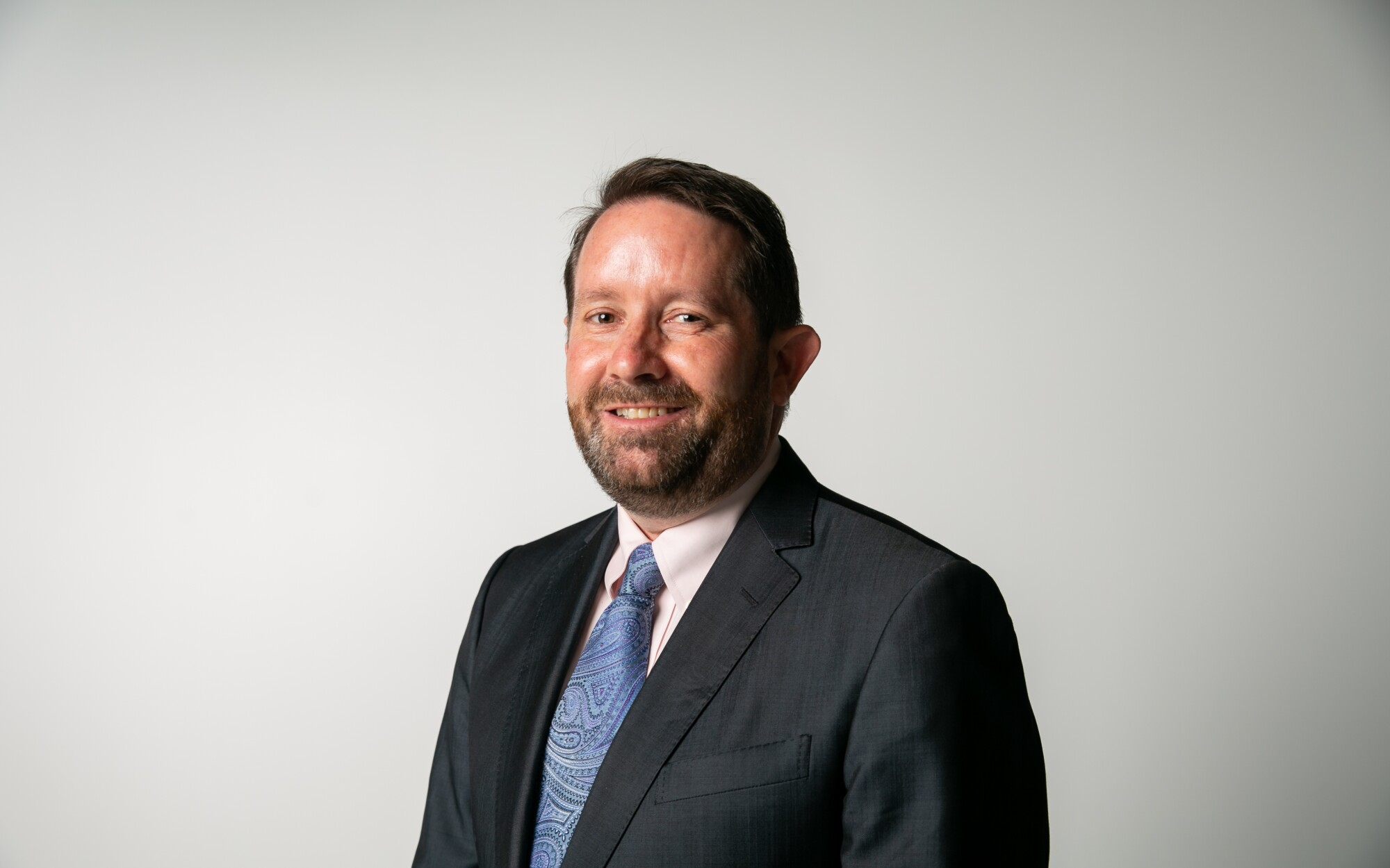 Will Moore, a candidate for San Diego City Council in District 1.
