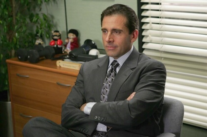 """""""The Office"""""""