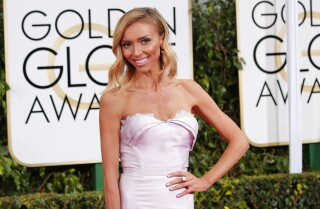 Giuliana Rancic: 'I know I'm too thin,' but 'there's nothing I can do'