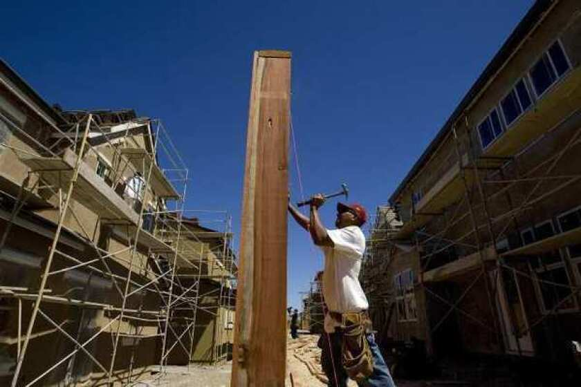 Homebuilder confidence is at its highest point in more than five years.