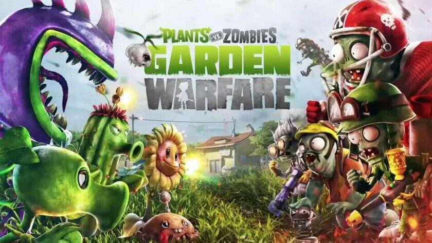 The Plants vs. Zombies interactive shoot-'em-up attraction is coming to the Carowinds amusement park in North Carolina this summer.