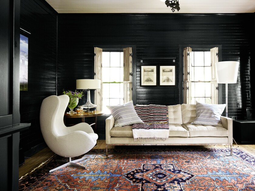 """Brent Ridge and Josh Kilmer-Purcell, authors of """"Beekman 1802 Style: The Attraction of Opposites,"""" offer tips on how to meld opposites -- old and new, rustic and modern, black and white -- throughout your home."""
