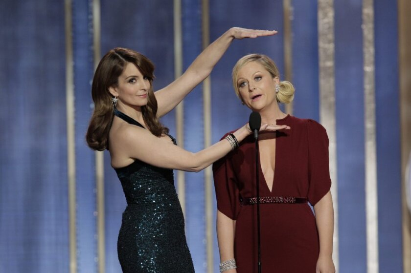 Oscars redux: Hey, what are Tina Fey, Amy Poehler doing next year?