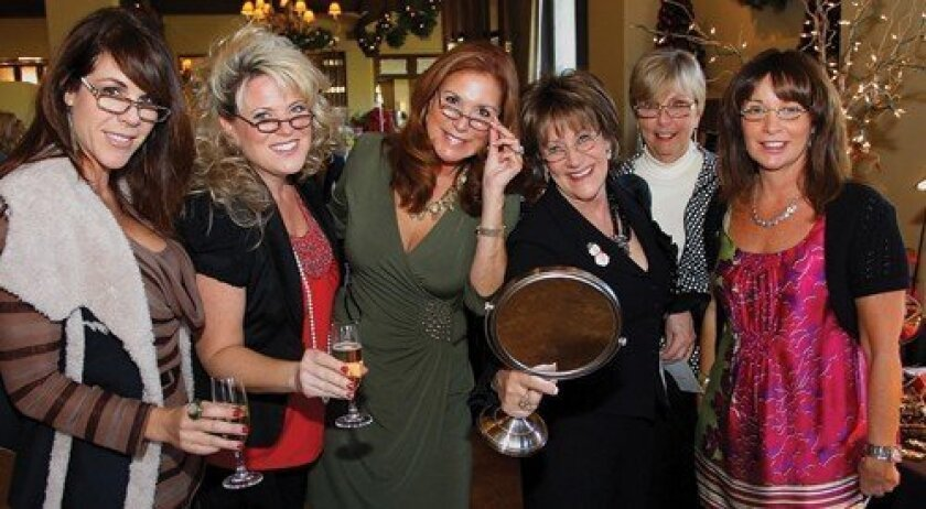 Lisa Dudas, Tyla Dimaria, Michelle Teran, Susan Jones, Judy Danton, Maureen Price (Photo: Jon Clark)