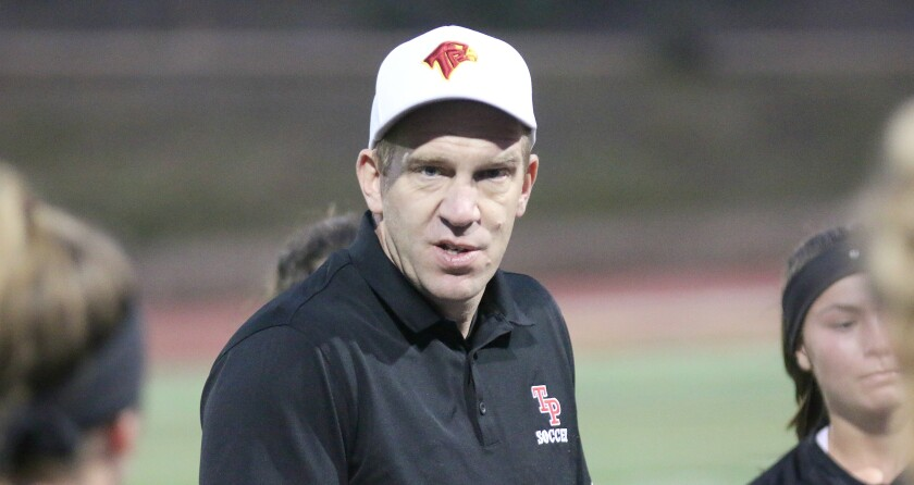 Head Coach Martyn Hansford has directed Torrey Pines to a pair of CIF Open titles.