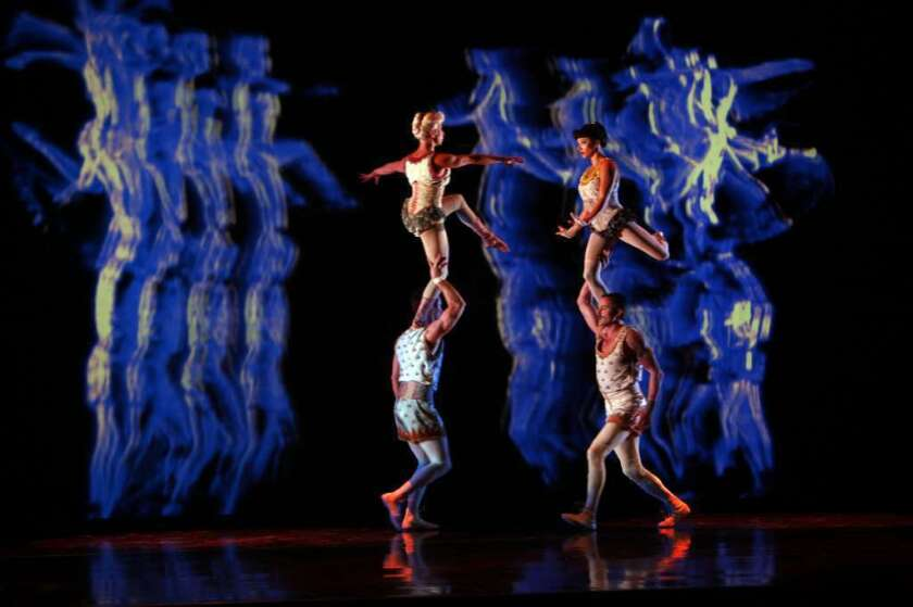 Cirque du Soleil to close 'Iris' at Hollywood's Dolby Theatre