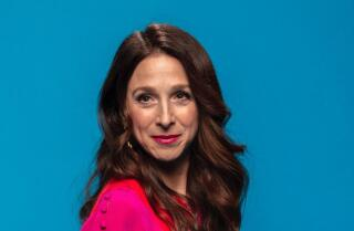 Marin Hinkle: The problem with 'Marvelous Mrs. Maisel's' 'perfect scripts'