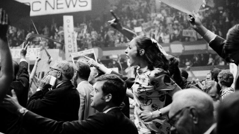 NBC News - 1968 Democratic National Convention