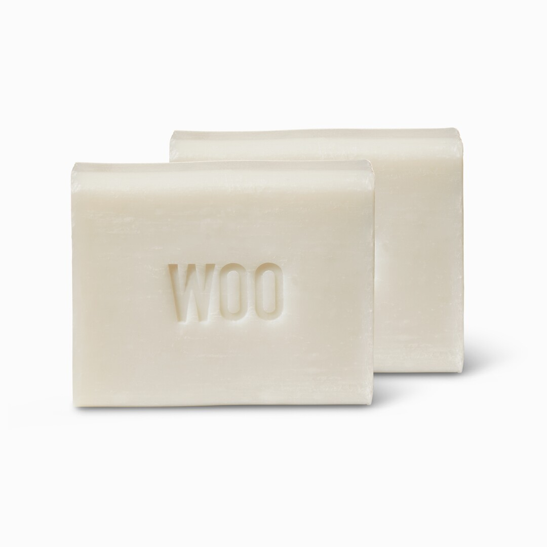 The Woo Skin Essential products.