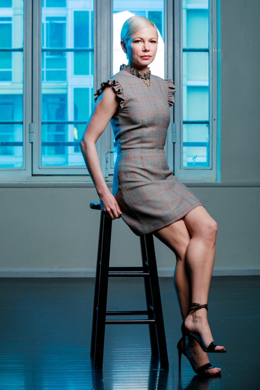"""Fosse/Verdon"" star Michelle Williams."