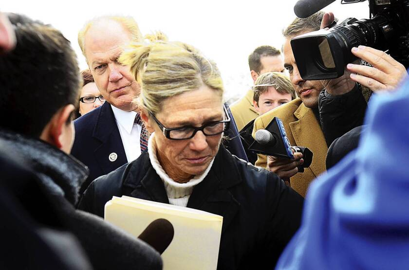Rita Crundwell, comptroller of Dixon, Ill., pleaded guilty to stealing $53 million from the town to fund a lifestyle that included a nationally known quarter horse operation.