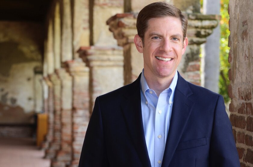 Rep. Mike Levin, D-San Juan Capistrano, said his bill has been signed into law.