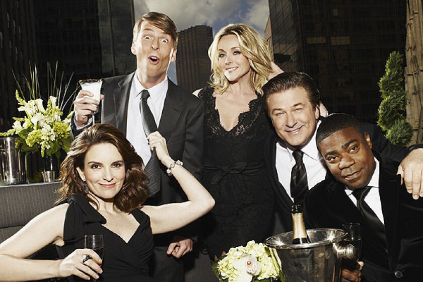 """The cast of """"30 Rock"""""""