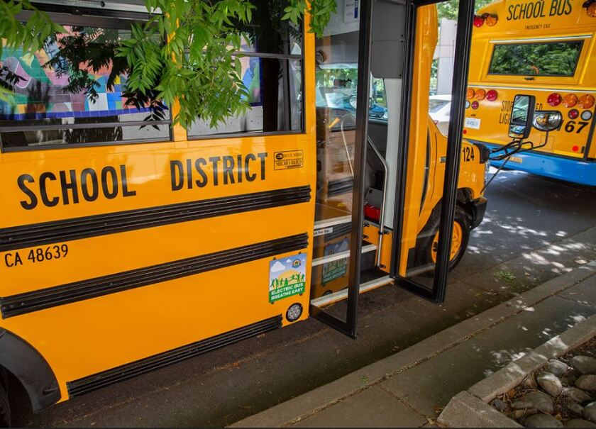 Vista Unified School District is at moderate risk of financial crisis, according to a state report.