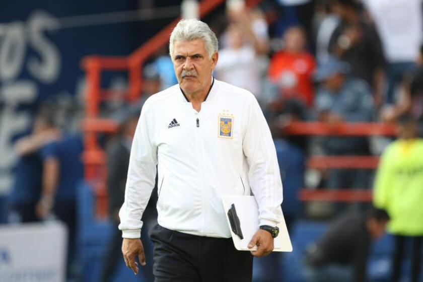 Ferretti confiesa despreocupación por la racha de empates de los Tigres