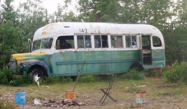 Hiker dies en route to abandoned bus made famous by 'Into the Wild'
