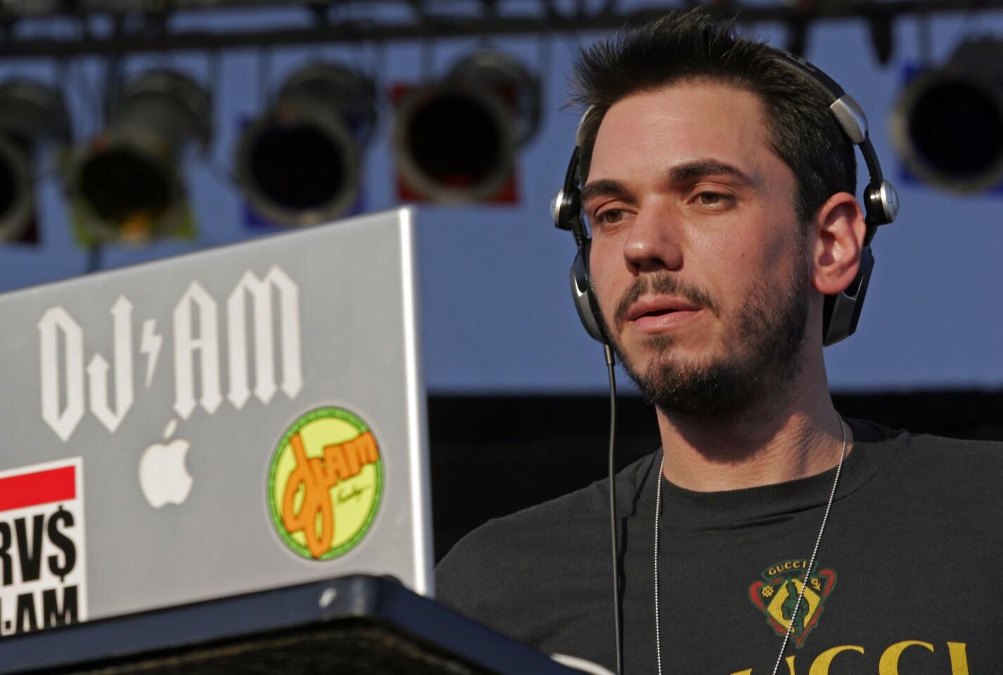 DJ AM   1973-2009