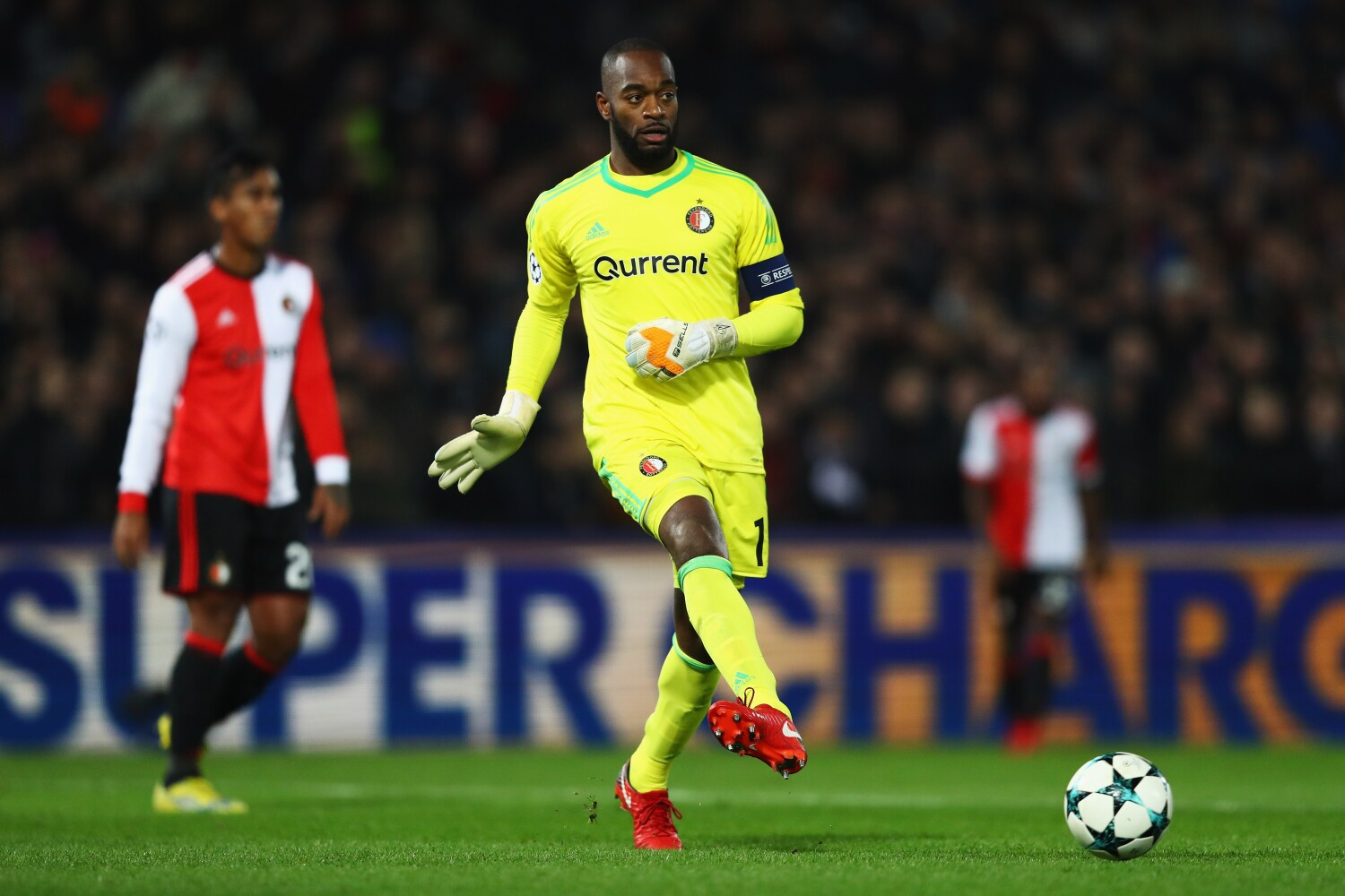 Newcomer Kenneth Vermeer made a tough choice and could fill a huge void for LAFC