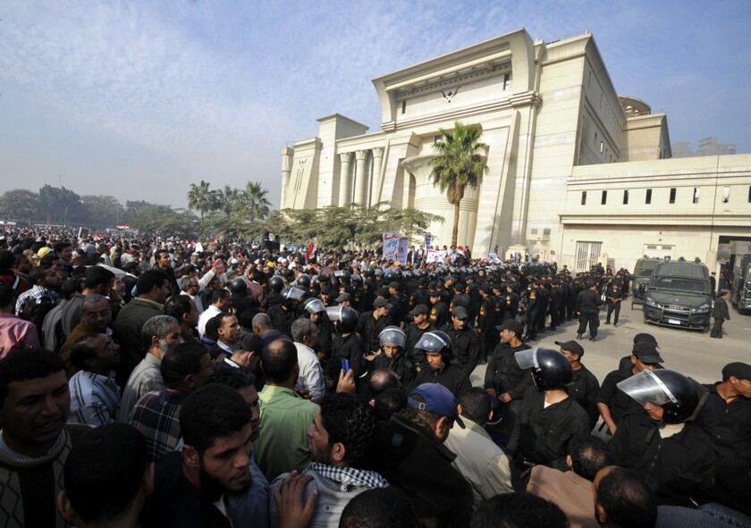 Egypt's Supreme Constitutional Court