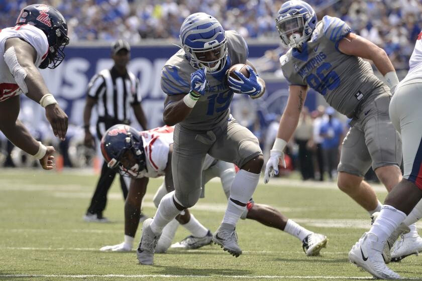Memphis Temple Preview Football