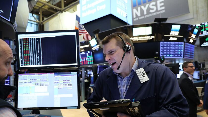 Stocks Open Friday Trading Day On Wall Street