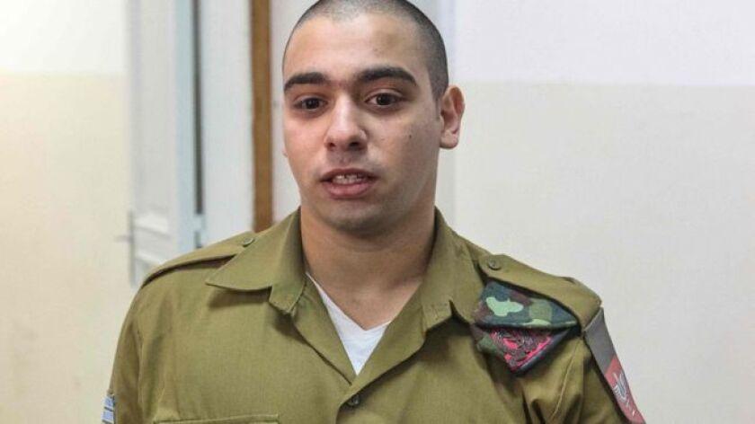 En un veredicto sin precedentes, un tribunal militar de Israel acaba de condenar al sargento Elor Azaria por haber rematado de un tiro en la cabeza a un asaltante palestino que había apuñalado a otro militar y que yacía en el suelo malherido.