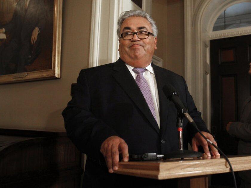 Sen. Ronald Calderon